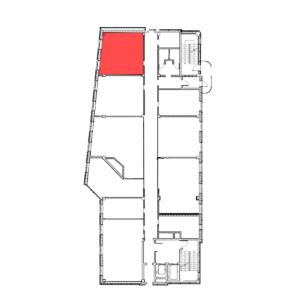 аренда офиса на 6 этаже 50 м2