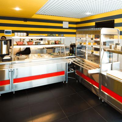 кафе столовая Сытый Слон в БЦ Галерея Тамбов