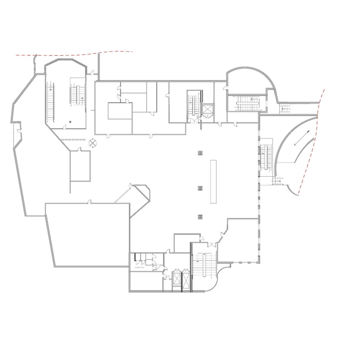 аренда помещения 2 этаж Галерея Тамбов